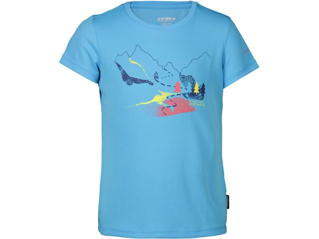 Icepeak Ketchum T-Shirt Kids aqua
